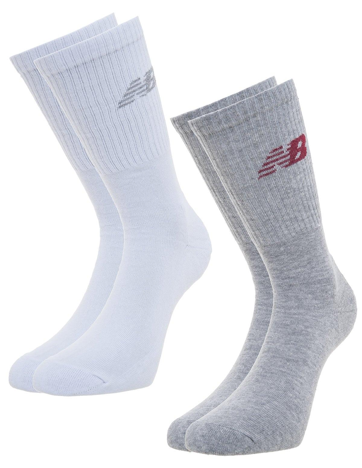 Αθλητική κάλτσα NEW BALANCE 2 pack F-211 - vactive.gr 5e0649dd276