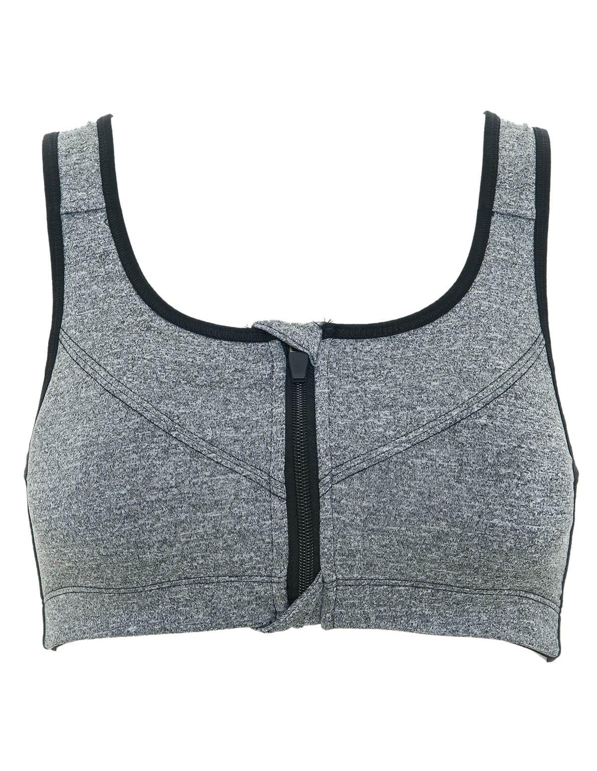 Home Γυναικεία Μπουστάκια Αθλητικά Γυναικείο αθλητικό μπουστάκι σε γκρι  χρώμα b145dc8c7f0