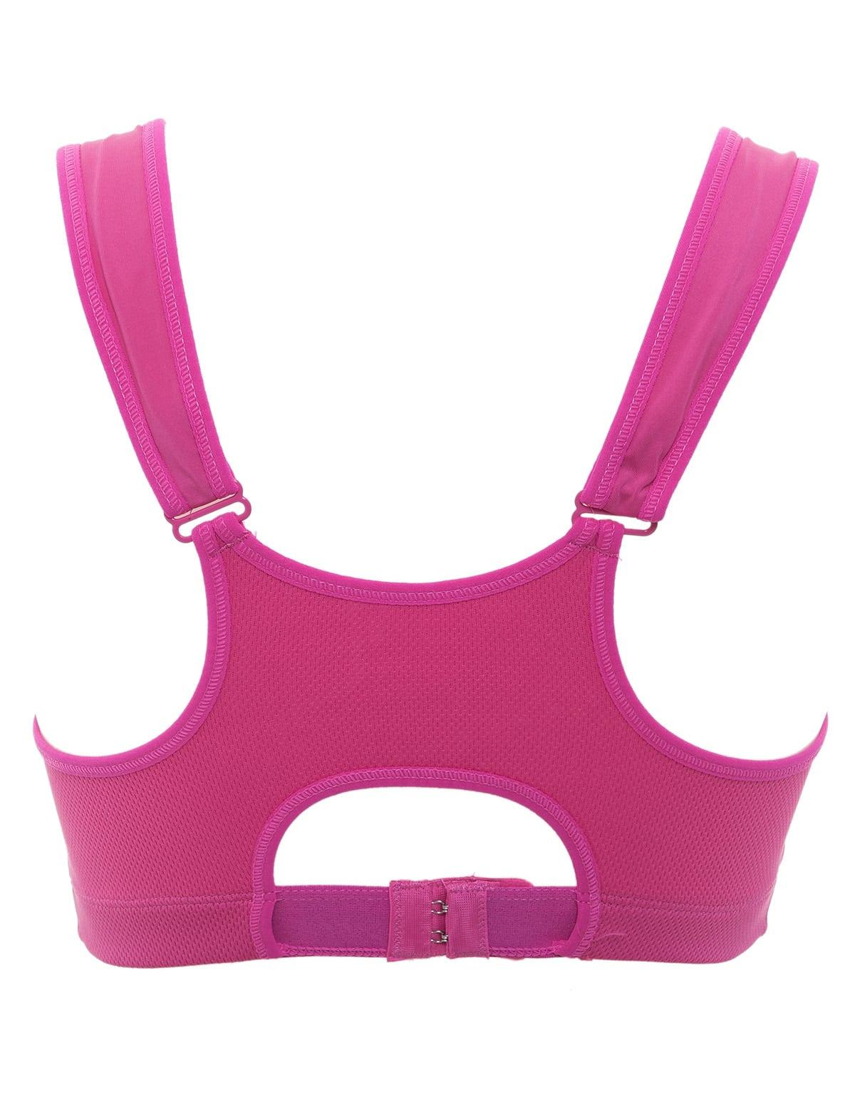 Home Γυναικεία Μπουστάκια Αθλητικά Γυναικείο αθλητικό μπουστάκι σε φούξια  χρώμα 036ca02cb0b
