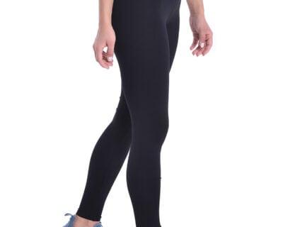 Γυναικείο ψηλόμεσο κολάν σε μαύρο χρώμα