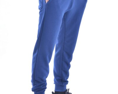 Παντελόνι φόρμας jogger σε χρώμα μπλε ίντιγκο