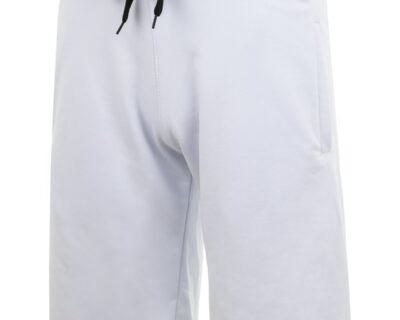 Ανδρική βερμούδα Vactive Basic σε λευκό χρώμα